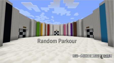 Скачать New Random Parkour для Minecraft