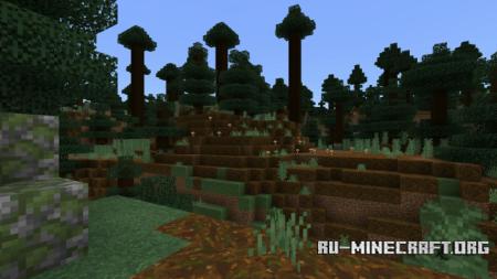 Скачать BetterGrass [128x128] для Minecraft PE 1.12