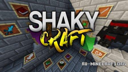 Скачать ShakyCraft [16x] для Minecraft 1.13