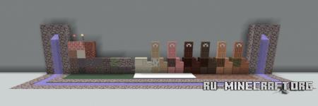 Скачать Dream RPG [16x] для Minecraft 1.13