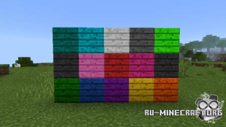 Скачать Decoration Blocks для Minecraft PE 1.12