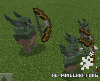 Скачать Vanilla Twilight для Minecraft PE 1.11
