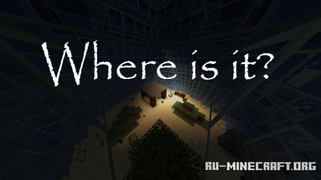 Скачать Where is it для Minecraft