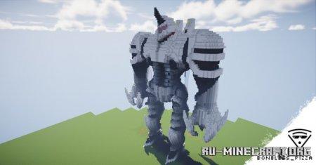 """Скачать Guardian """"Lancer"""" Mech для Minecraft"""