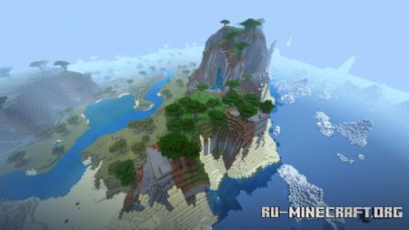 Скачать UltraMax Shader для Minecraft PE 1.8