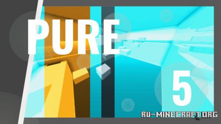 Скачать Pure 5 для Minecraft