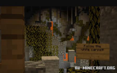 Скачать A Strange Escape для Minecraft
