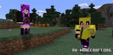 Скачать Ender Archer Friend для Minecraft PE 1.11