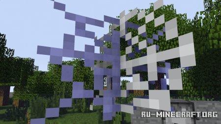 Скачать Realistic Cobwebs для Minecraft 1.14
