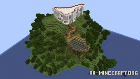 Скачать Modern House by Obsidian_Seal для Minecraft