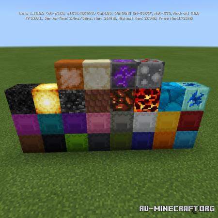 Скачать Bedrock Recrafted для Minecraft PE 1.12