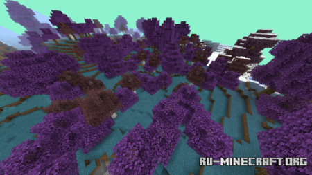 Скачать Sketchy World [16x16] для Minecraft PE 1.12