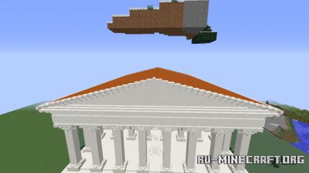 Скачать Acropolis,Athens для Minecraft