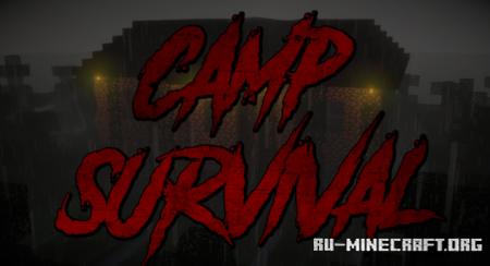 Скачать Camp Survival для Minecraft