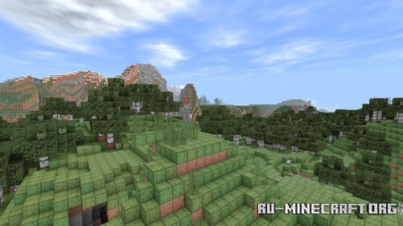 Скачать PlainPixels [16x16] для Minecraft PE 1.12