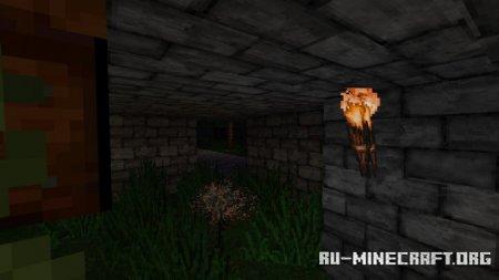 Скачать BloodCraft [64x] для Minecraft 1.14