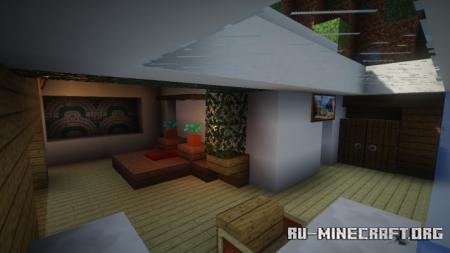 Скачать Amplified MorningView Villa для Minecraft