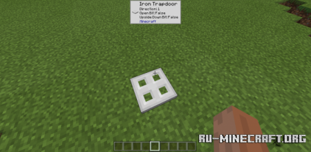 Скачать WITS – What Is That Stuff для Minecraft PE 1.12