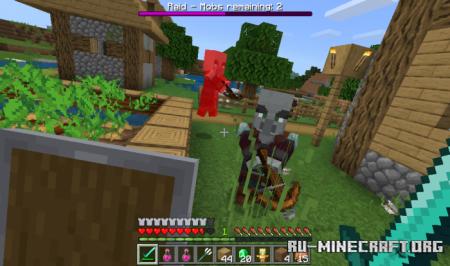 Скачать MultiPixel [32x32] для Minecraft PE 1.11