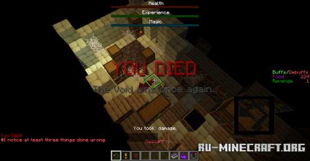 Скачать Emerald Chambers для Minecraft