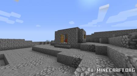 Скачать AdvanCio Stone Age - Parkour для Minecraft