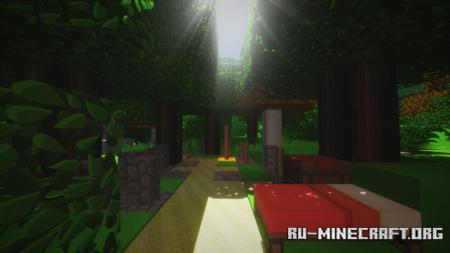 Скачать SapixCraft Original [512x] для Minecraft 1.14