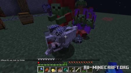 Скачать Mob Wars by WitherSkeleton7 для Minecraft