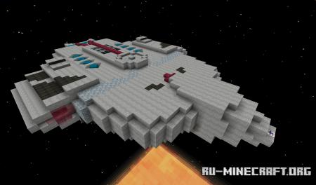Скачать Warp Drive для Minecraft 1.12.2