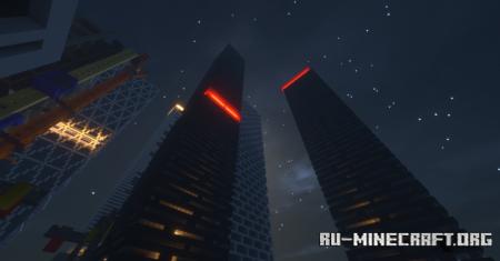 Скачать E Condos - Toronto для Minecraft
