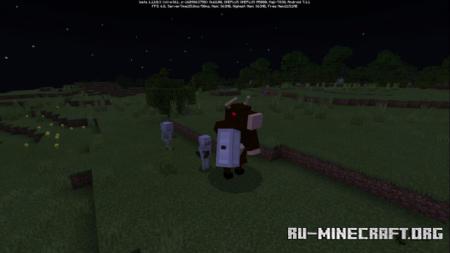 Скачать Mythical Creatures для Minecraft PE 1.12