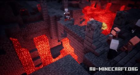 Скачать Minecraft: Dungeons Торрент 4 DLC [Windows/Nintendo] (UPD 09.03.21)