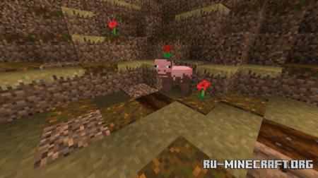 Скачать Muddy Pig для Minecraft PE 1.11