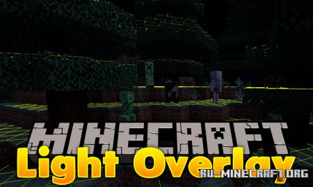 Скачать Light Overlay для Minecraft 1.14.1