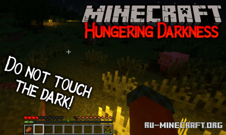Скачать Hungering Darkness для Minecraft 1.12.2
