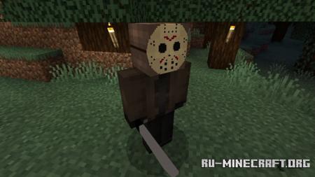Скачать Jason VS Freddy для Minecraft PE 1.11