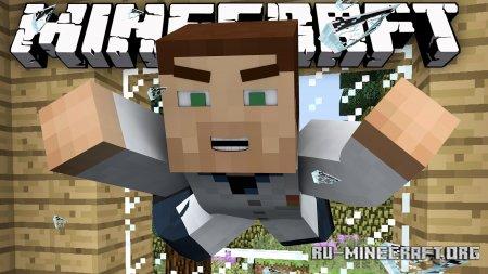 Скачать Fragile Glass для Minecraft 1.13.2