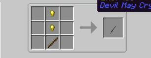 Скачать Devil May Cry Weapons для Minecraft 1.12.2