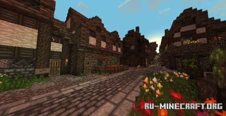 Скачать SMP's Revival [16x] для Minecraft 1.13