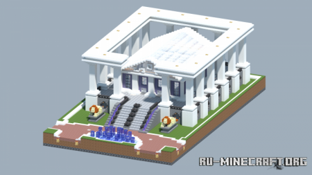 Скачать Bank Lionstone для Minecraft
