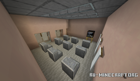 Скачать The Office (RECREATION) (Version 2) для Minecraft