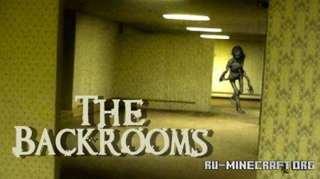 Скачать The Backrooms для Minecraft
