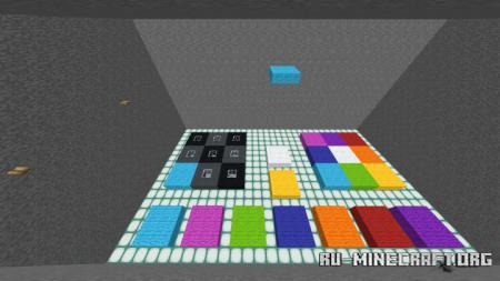 Скачать Nyan Cat Puzzle для Minecraft