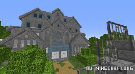 Скачать The Incident для Minecraft