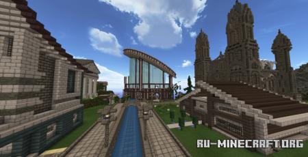 Скачать OzoCraft [32x] для Minecraft 1.14