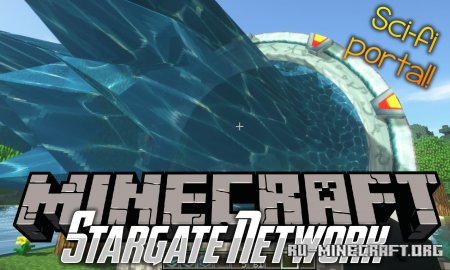Скачать Stargate Network для Minecraft 1.12.2