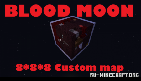 Скачать Blood Moon by CoderPiglet для Minecraft