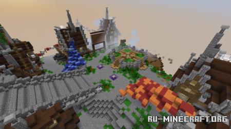 Скачать Sky-Craft.it's Spawn для Minecraft