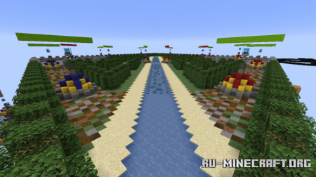 Скачать Magic Legends для Minecraft