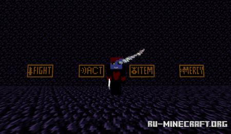 Скачать The True Heroine (Undertale) для Minecraft
