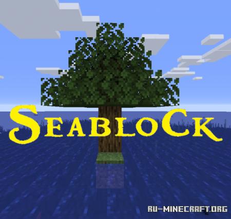 Скачать Seablock для Minecraft